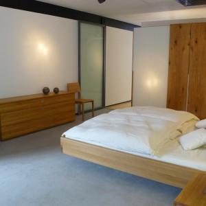 Team7 Nox Schlafzimmer in Eiche Vollholz